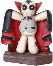 Draco Vampire Dracula Pinheadz Halloween Monster With Voodoo Stitches Figurine