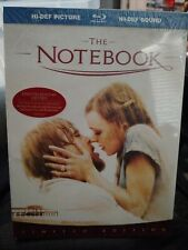 The Notebook (Blu-ray Disc, 2009, Limited Edition Giftset) Brand New