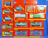 HORNBY/TRIANG OO GAUGE VARIOUS ASSORTED 4 WHEEL WAGONS - Choose from list VGC