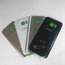 OEM Back Glass Housing Battery Cover Door For Samsung Galaxy S7 EDGE S8 S9  Plus