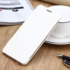 Flip cover / Leather case XIAOMI REDMI NOTE 3.Funda de tapa / tipo libro. White