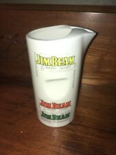 VINTAGE JIM BEAM MIXED DRINK PITCHER PUDDLE JUMPER 6 1/2""