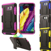 For Samsung Galaxy Note 5 Clip Holster  Kickstand Y03 Cover Case