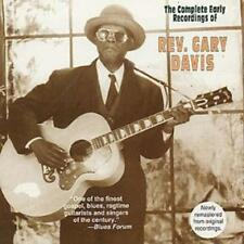Reverend Gary Davis : The Complete Early Recordings Of Reverend Gary Davis CD