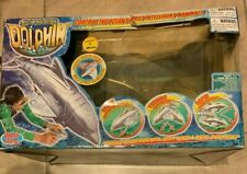 Wowwee Cyber Dolphin Remote Control RC for Land or Water