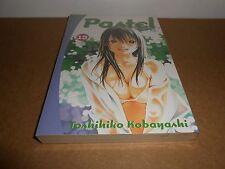 Pastel  Vol. 13 by Toshihiko Kobayashi Del Rey Manga Book in English