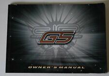 Used Dp Dangerous Powers G5 Paintball Gun / Marker Product Manual