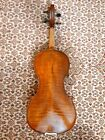 Very old Stradivari 4/4 full size violin tuned and ready to play