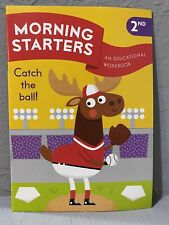 NEW Second Grade (2nd) Morning Starters Educational Workbook