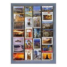 Porta Cartoline 12x17 cm da Parete con 24 tasche
