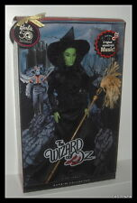 NRFB HTF MATTEL BARBIE DOLL WIZARD OF OZ WICKED WITCH OT THE WEST PINK LABEL
