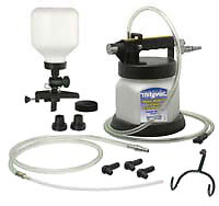 Mityvac Mv6835 Vacuum Brake Bleeder Kit With Refill Bottler