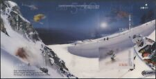 Finland 2008 Alpine Sports/Skiing/Snowboarding 4v sht MOVING IMAGE (n44520)