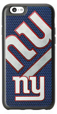 NFL New York Giants Hard Case for iPhone 6 iPhone 6s Blue/Red