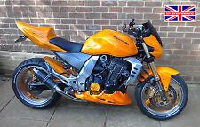 Kawasaki Z1000 03-06 Sp de ingeniería de fibra de carbono Stubby Moto Gp Escapes