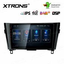 "Autoradio 10"" Android 9.0 Nissan Qashqai X-Trail 2016-2018 Gps Comandi volante"
