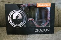 Dragon D1 Snow Goggle (2 Lenses)
