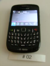 BlackBerry Curve 8520 - Black (Locked - T-Mobile) (#2)