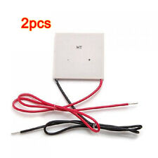 2x 100W TEC Thermoelectric Cooler Peltier Thermoelektrische Kuehler Peltier GY