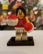 LEGO ® 8833 Minifiguren série 8 nº 13 Rouge une Pom Pom Girl NEUFS