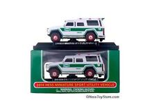 Hess Toy Miniature SUV | 2014 Hess Mini Case Fresh MINT IN BOX! FREE SHIPPING!
