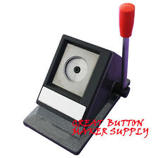 """1-1/2"""" 37mm Multi Sheets Stack Paper Graphic Punch Die Cutter Round Sale"""