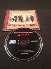 RAY HOFF AND THE OFF BEATS CD 1960'S AUSTRALIA MUSIC RARE CLARION WOW ANCD024