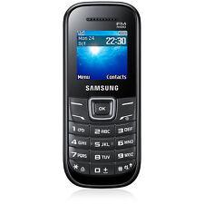Brand New Samsung GT E1205Y - Black (Unlocked) Mobile Phone FM SIM FREE UK & EU