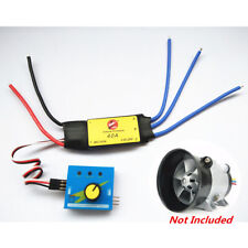12V 40A ESC Boost Drive Controller Switch for Car Electric Turbine Turbo Charger