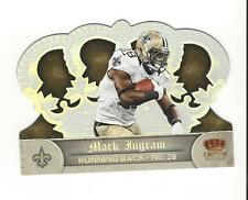 2012 Crown Royale Silver Holofoil #99 Mark Ingram Saints /149