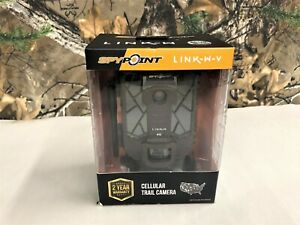 Brand New SpyPoint Link-W-V Cellular Trail Camera 10mp Full HD - NEW