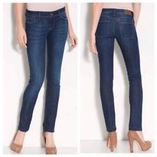 DL1961 Jessica Skinny Jeans Dark Wash Stretch Fit Denim Sz 30
