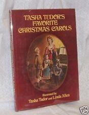 Tasha Tudor's Favorite Christmas Carols Signed