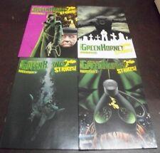 THE GREEN HORNET STRIKES!  #1-#4 COMPLETE RUN - 2010