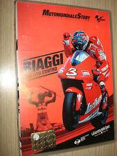 DVD N°7 MOTOMONDIALE STORY OFFICIAL COLLECTION MOTOGP MAX BIAGGI TALENTO CONTRO