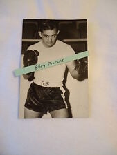Boxing photo - Dick DeVeronica