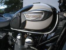Honda CB450 CB500 CB550 CB1000 CB750 CB900 CB1100 VTX 1300 CHROME FUEL TANK TRIM