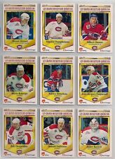 1992-93 Durivage Bread Montreal Canadiens Team Set (13) Patrick Roy Etc.
