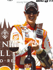 JOEY LOGANO signed NASCAR 11X14 photo with COA