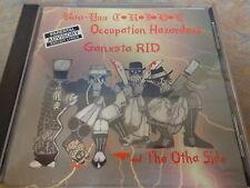 CD BOO YAA TRIBE OCCUPATION HAZARDOUS ~ULTRA RARE!! NR MINT! GANXTA RID ~RAP