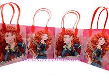 24 PC DISNEY BRAVE MERIDA PIXAR GOODIE BAGS PARTY FAVORS CANDY BIRTHDAY LOOT BAG