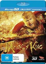 The Monkey King (3d & 2d edition) - Donnie Yen NEW B Region Blu Ray