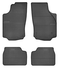 passend für Opel Corsa C Gummifußmatten Fußmatten Baujahr 2000 - 2006