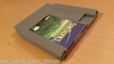 Star Tropics Nes Nintendo Good Condition NTSC