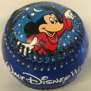 Sorcerer Mickey Mouse Walt Disney World Where Magic Lives Souvenir Baseball