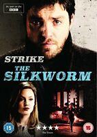 Strike: The Silkworm [DVD] [2018][Region 2]