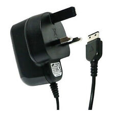UK 3 Pin Wall Mains Charger for SAMSUNG GT-E1230 / GT-E2550 Monte Slider