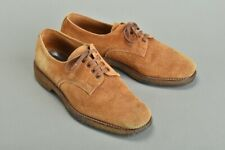 Countryman's 1970s' Trickers of London s8 Crepe Sole Suede Leather Shoes. ZIJ