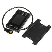 LCD Switch 12V Black For Parking Heater Air Diesel heater Controller Switch
