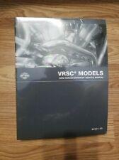 Harley Davidson VRSC Models 2005 Service Manual